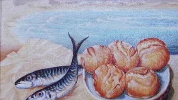 La moltiplicazione dei pani e dei pesci - Insieme Ragusa