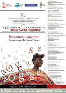 Locandina definitiva XXIII seminario aggiornamento