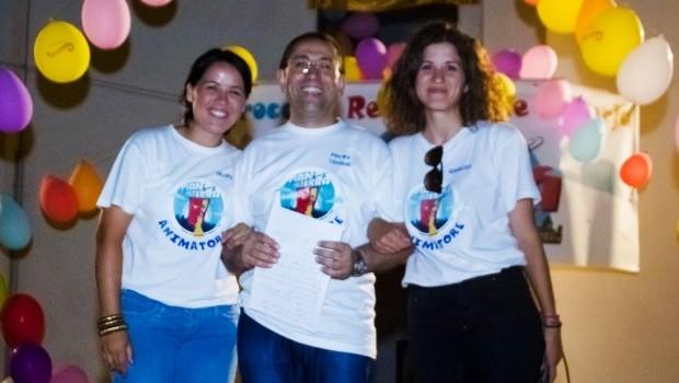 Da sinistra - La Rosa, Puglisi, Genovese
