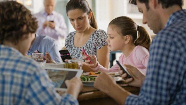 famiglia cellulare tempo