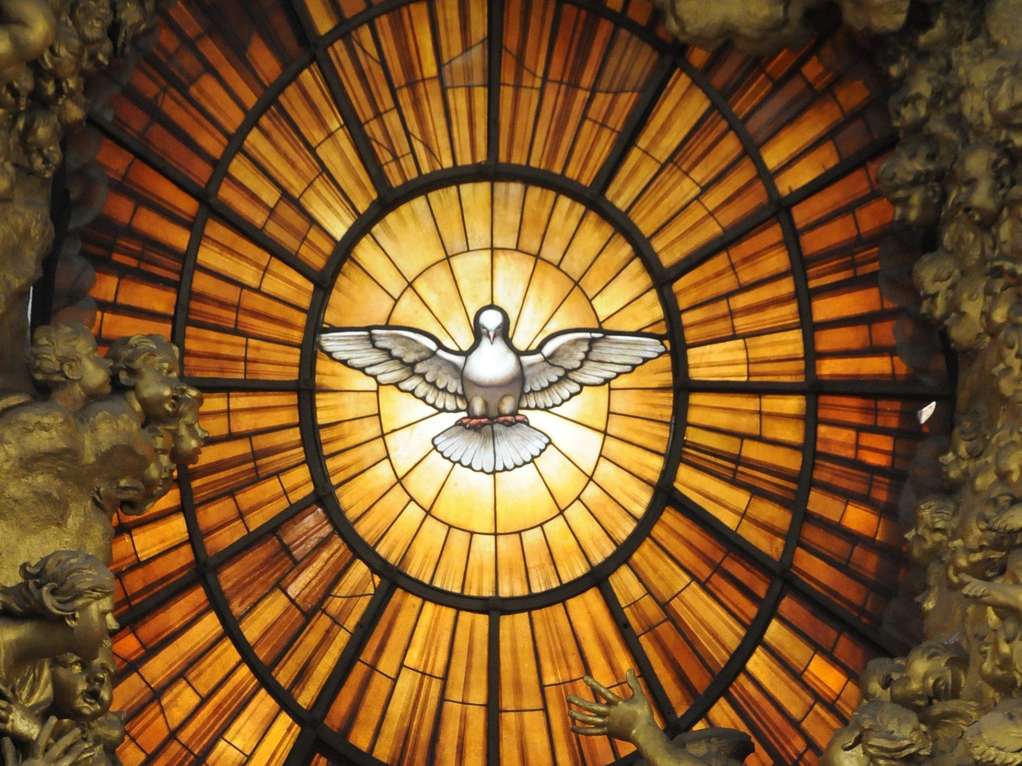 Famoso Tutti noi consacrati nell'unzione dello Spirito Santo PU72