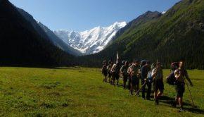 È iniziato l'Euromoot, il pellegrinaggio dei giovani scout cattolici dell'Fse, dai 16 ai 21 anni, di 21 Paesi europei che li porterà il 3 agosto in Vaticano